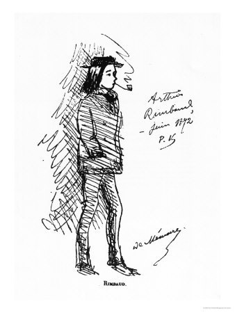 Un samedi en po sie le dormeur du val d 39 arthur rimbaud - Illustration de la poesie le dormeur du val ...