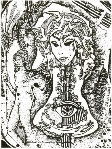 Illustration, Gilles Langlois