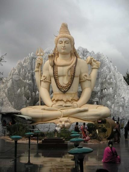 Shiva à Bangalore, en Inde.