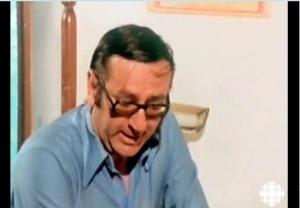 Gaston Miron, 1975.