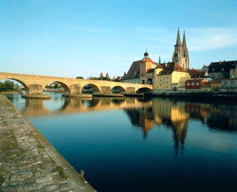 Regensburg, Deutschland.