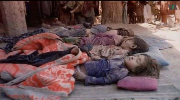 Iraki children