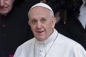 François I, pape de l'Église catholique.