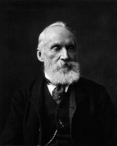 Lord Kelvin. Un savant digne de foi. D'ailleurs, ça se voit.