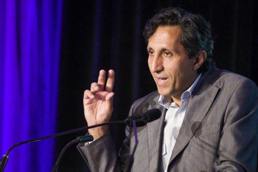 Amir Khadir, député du Parti Québec Solidaire