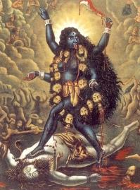 Une Kali. Des airs familiers ..