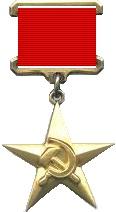 La médaille du Héro du Travail Socialiste ressuscitée par Poutine.