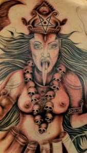 Une Kali.