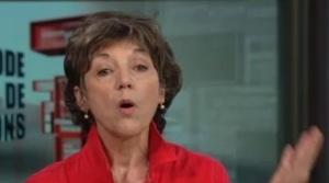 Francine Pelletier, 10 juillet 2013, saisie d'écran, Src.