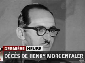 Henry Morgentaler en 1967, au moment où il lançait sa croisade pour l'avortement libre sur demande. Saisie d'écran.