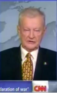 Zbigniew Brzezinski, sur Cnn, commentant les événements d'Ukraine (le 2 ou le 3 mars 2014).