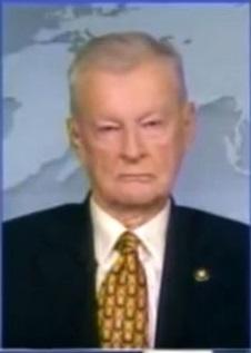 Zbigniew Brzezinski sur CNN, mars 2014, parlant de l'affaire d'Ukraine.