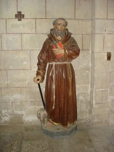 Saint Antoine et son cochon.
