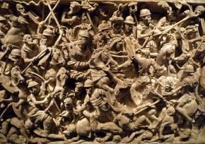 Guerre_de_tous_contre_tous__Sarcofago di Portonaccio