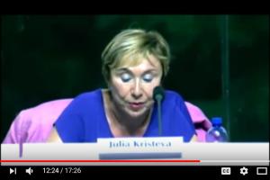 Pleniere MEDEF Julia Kristeva Le feminisme est un humanisme_2011